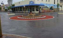 Rubber Roundabouts