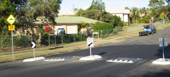 indicator guidelines for west australian roundabouts