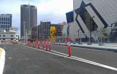 Workzone Bollards Perth Arena4